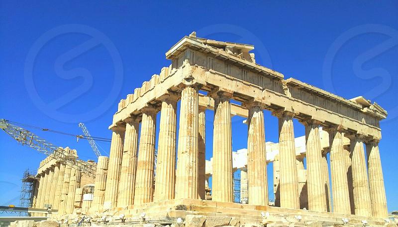 Acropolis - Athens - Greece photo