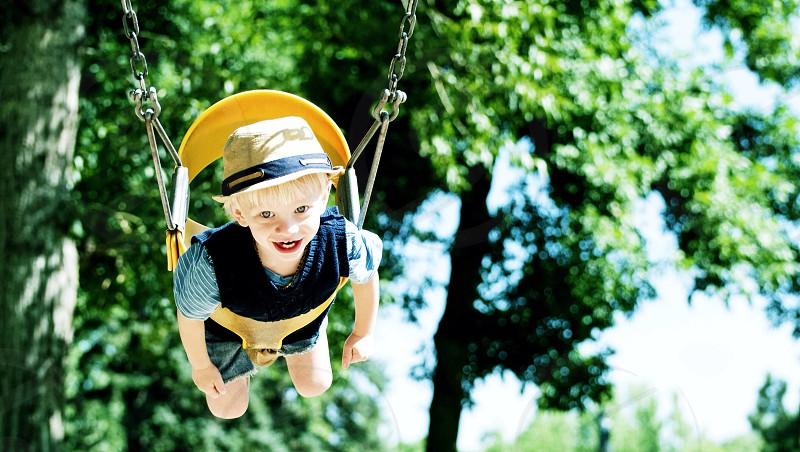 Swinging 🎈 photo