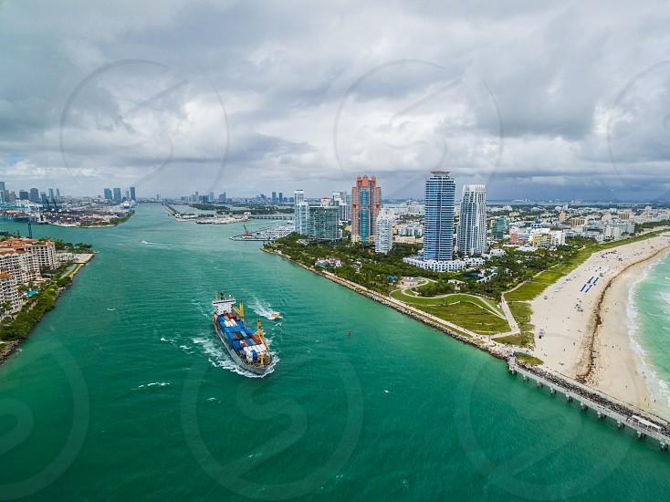Miami welcomes you! photo