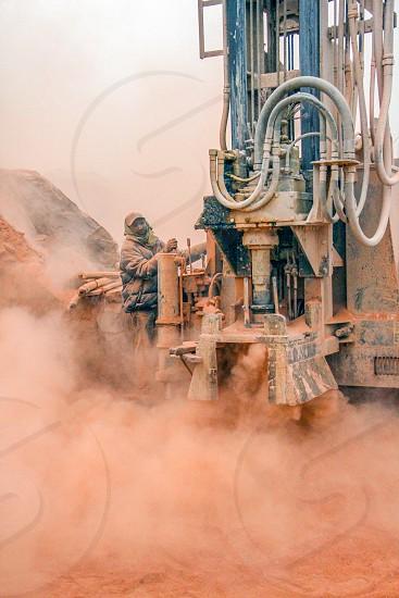 Earth Digger photo