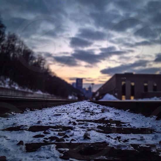 railway photograph  photo