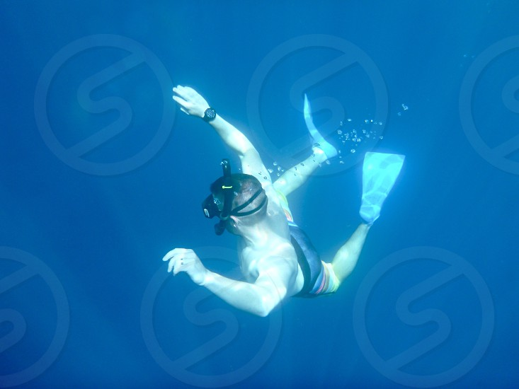 Snorkeling in Maui Hawaii photo