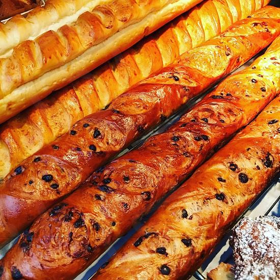 Bread from Paris boulangerie photo