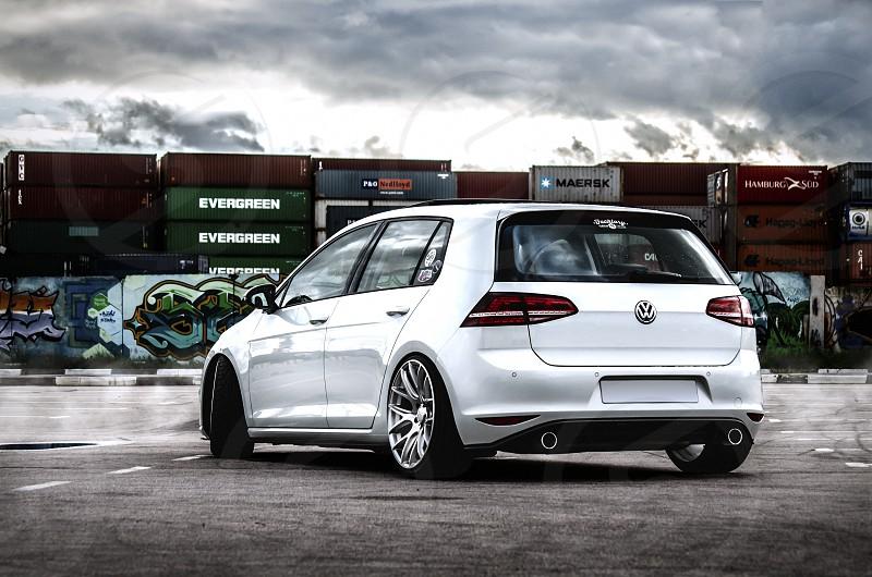 VW Golf 7 photo