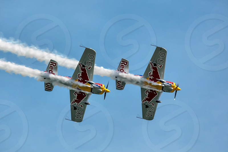 Red Bull Matadors at Airbourne photo