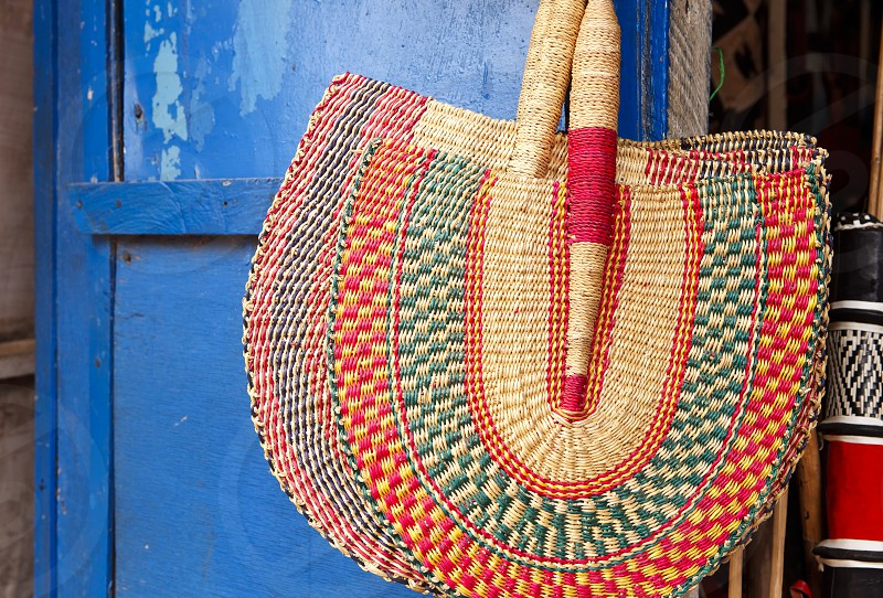 Textile - Woven Fans photo