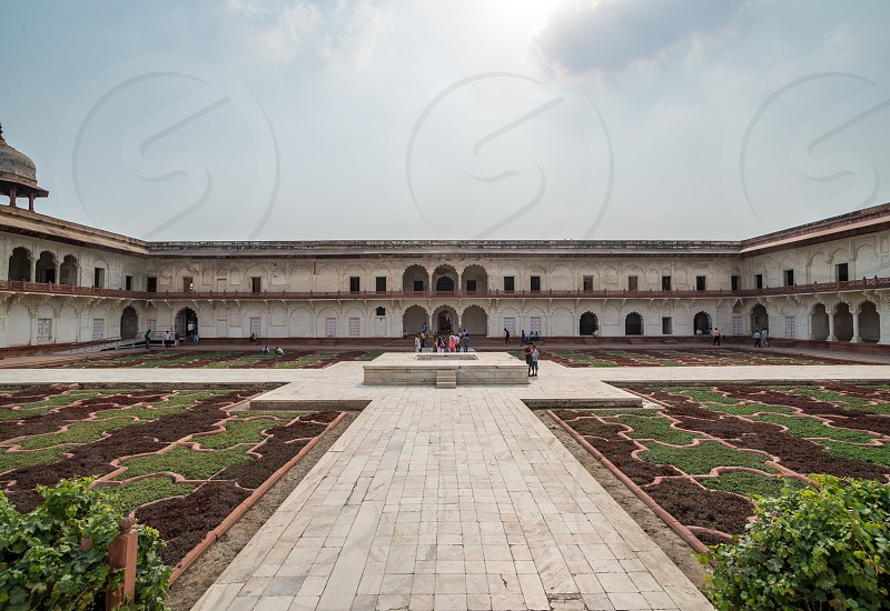 Red Fort - Agra photo