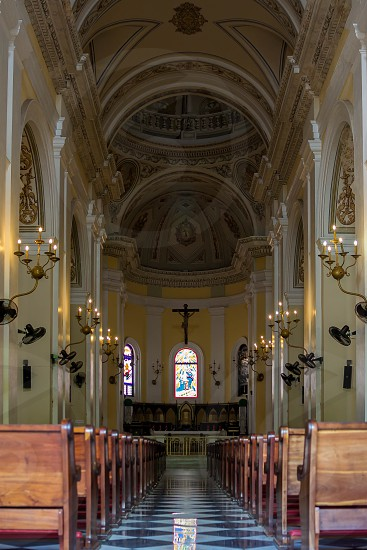 San Juan Bautista Cathedral Catedral de San Juan Bautista Old San Juan Puerto Rico photo