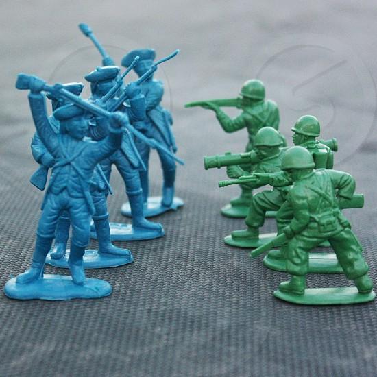 Toys army men  photo