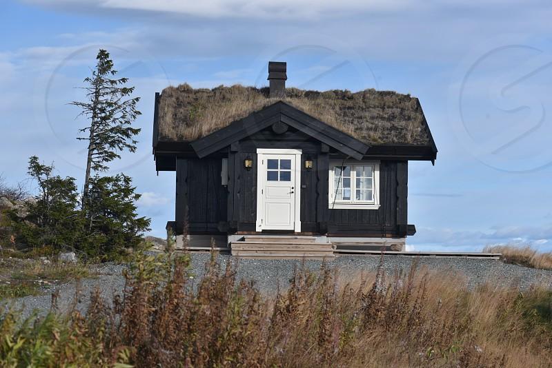 den lille hytta på Norefjellet photo
