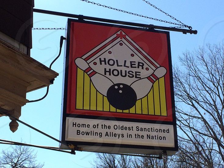 Holler House...oldest bowling alley in the US photo