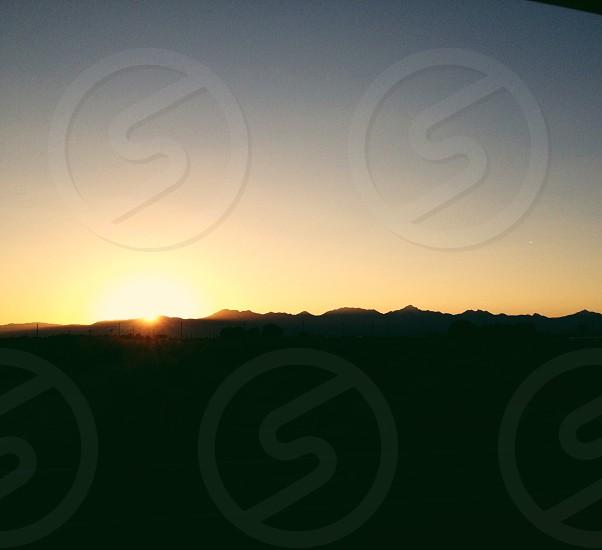Sierra Nevada summer. photo
