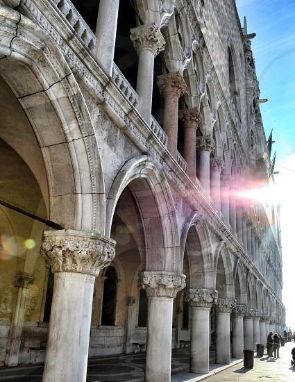 Venezia Italy  architecture  sunlight   photo
