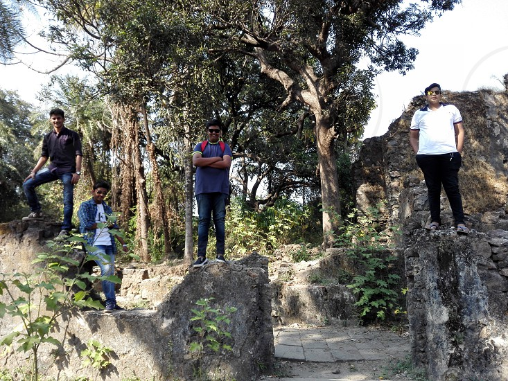 The Photoshoot At The Fort photo