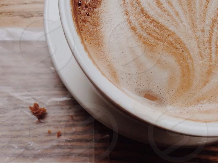 Latte photo