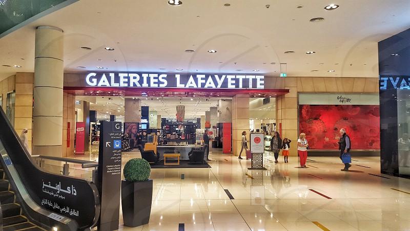 #GaleriesLafayette  #Dubai #UAE photo