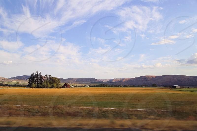 Washington countryside.  photo