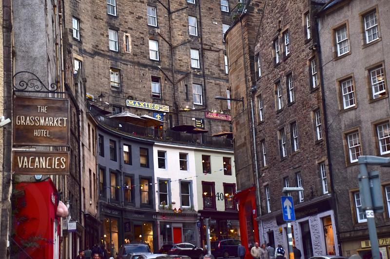 Birthplace of my ancestors Edinburgh photo
