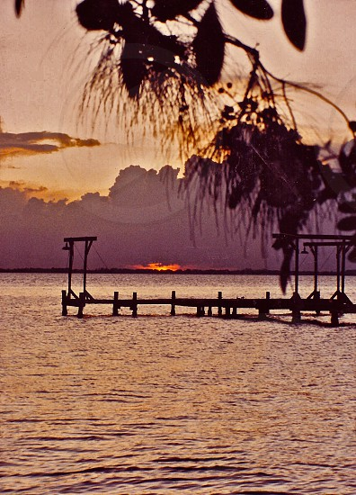 Florida Sunset. photo