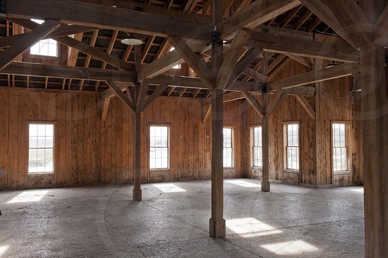 Barn Interior photo