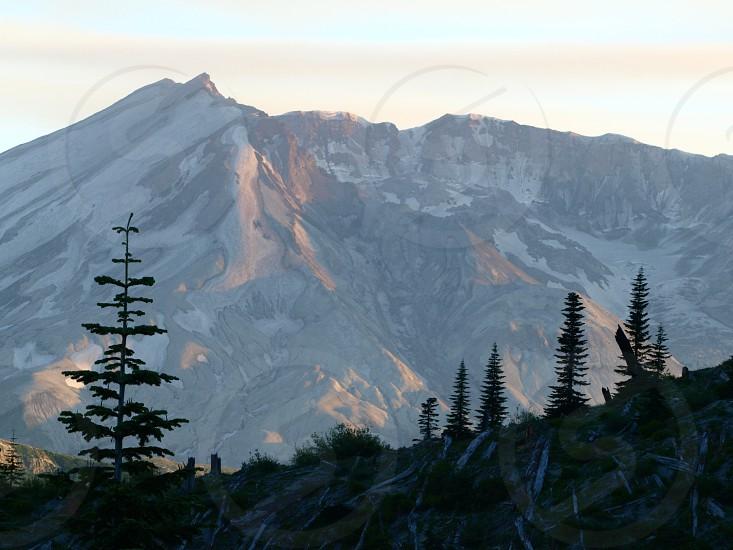 Mount St Helens photo