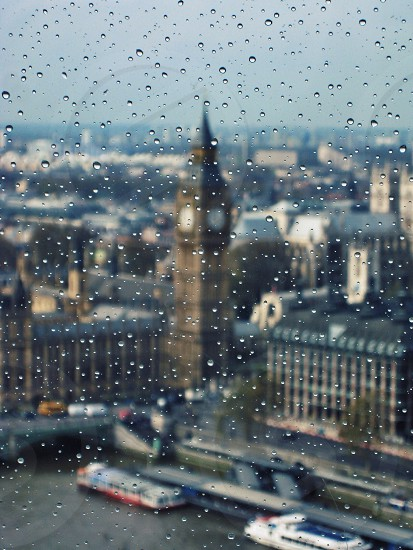big ben clock tower  photo