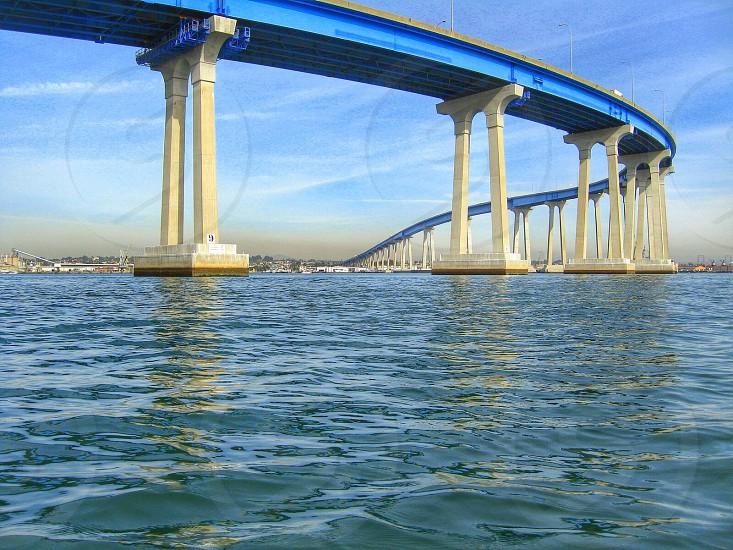 Coronado Bridge San Diego photo