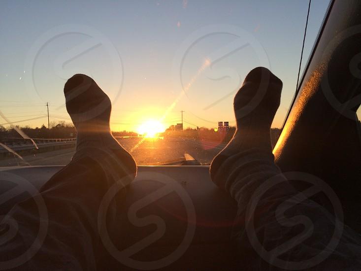 Sun on Your Feet photo