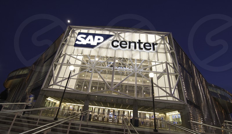 San Jose Arena San Jose California photo