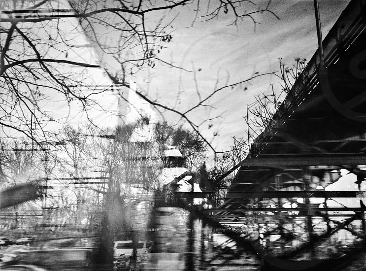 urban abstract photo