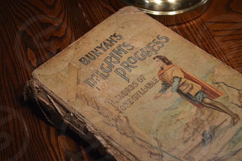 bunyan's pilgrims progress book photo