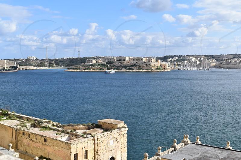 Grand Harbour Malta photo