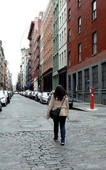 Soho NYC shopping photo