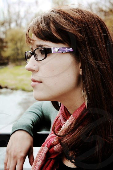 Hannah has a stunning profile photo
