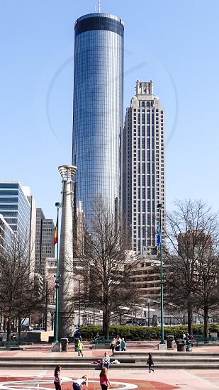 Centennial Olympic Park - Atlanta Georgia USA photo