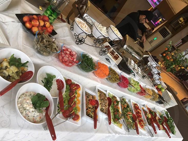 vegetable food serving photo