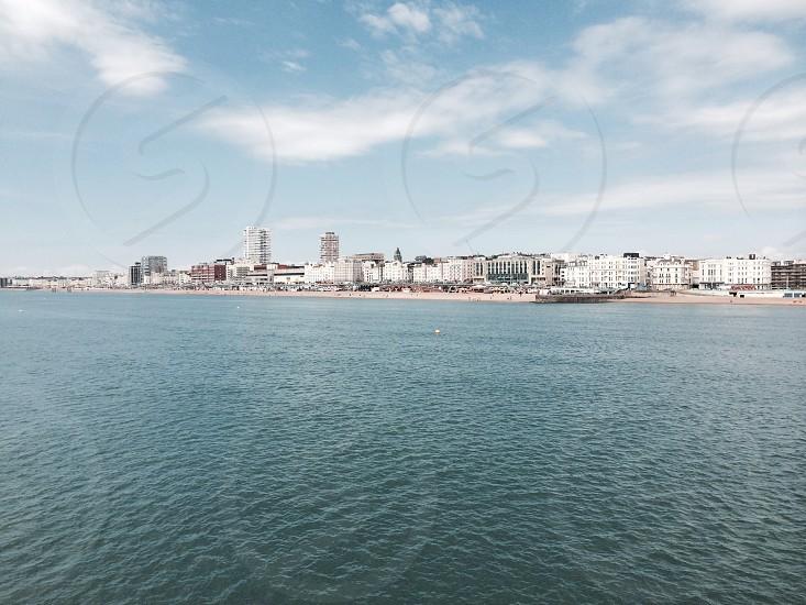 Brighton from Brighton Pier photo