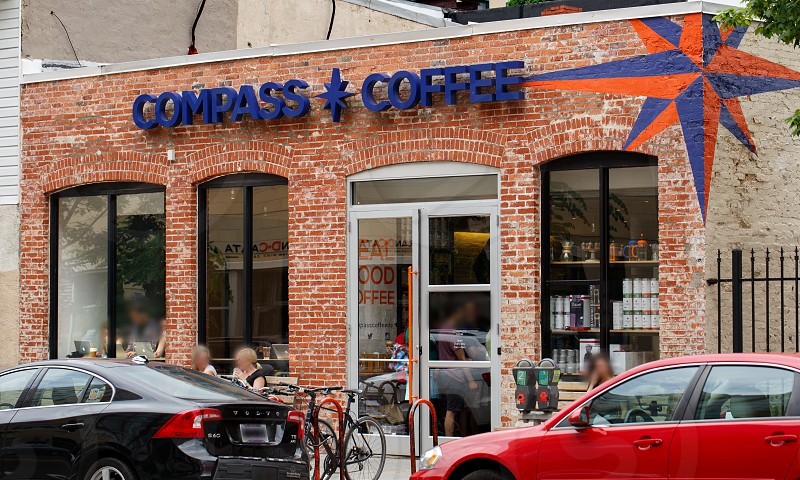 Compass Coffee DC Exterior photo