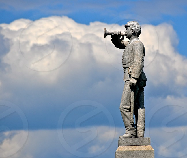 Gettysburg National Military Park - Gettysburg Pennsylvania - USA photo