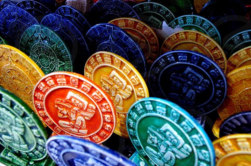 Travel Mexico tourism souvenir shopping  photo