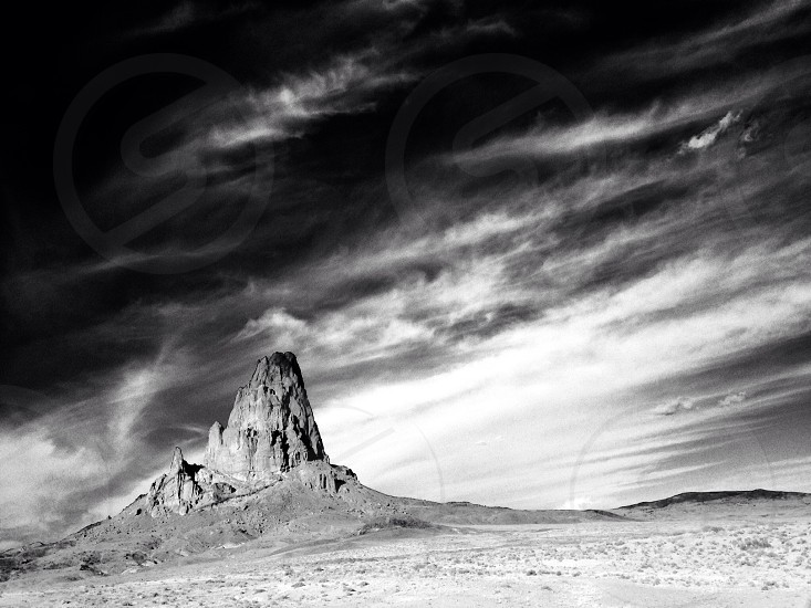 El Capitan Monument Valley Ut.  photo