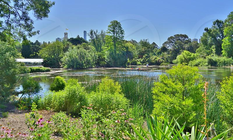 Royal Botanic Gardens Melbourne - Melbourne Australia photo