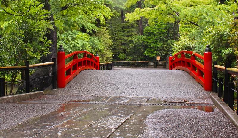 Bridge Crossing photo