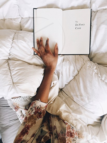 Why isn't there an extra day between Sunday and Monday? Vibes reading books photo