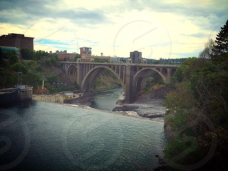 Spokane River Park photo