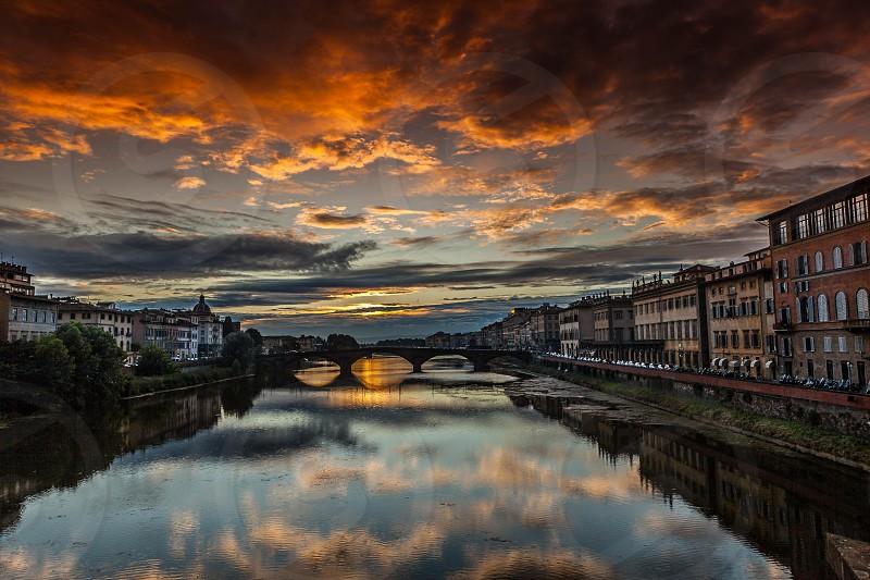 Florence Italy. photo