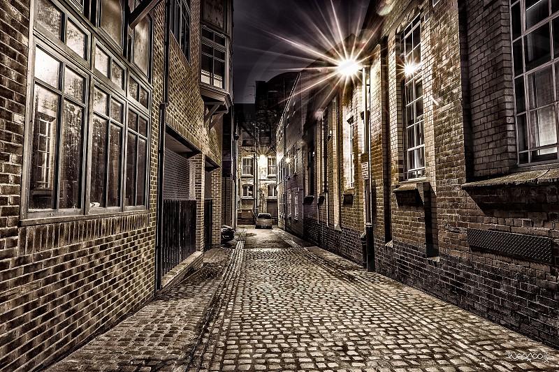 Just a street   #urbex   #abandoned #urban #decay #art #nature photo