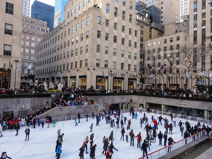 30 Rockfeller Plaza - New York City NY USA photo