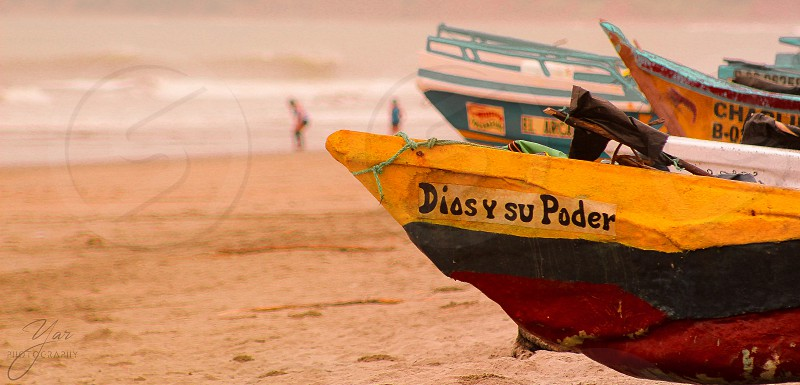 Boats for the fishermen. photo