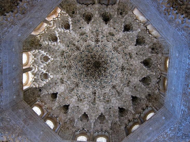 Alhambra dome photo